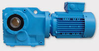 KEB COMBIGEAR K Helical Bevel Geared Motors
