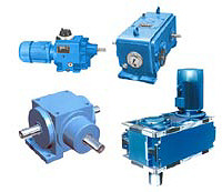 PARALLEL AND RIGHT ANGLE GEARBOXES