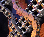 Can-am roller chains